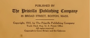 Priscilla Publishing