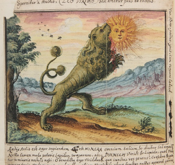 rosicrucian-leo-viridis