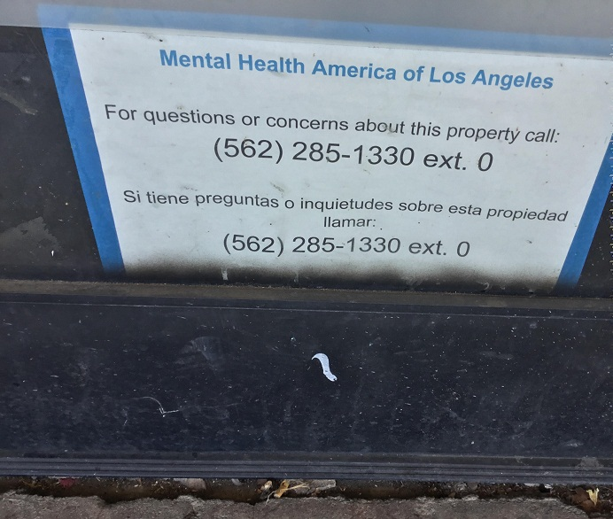 because los angeles mental health 2