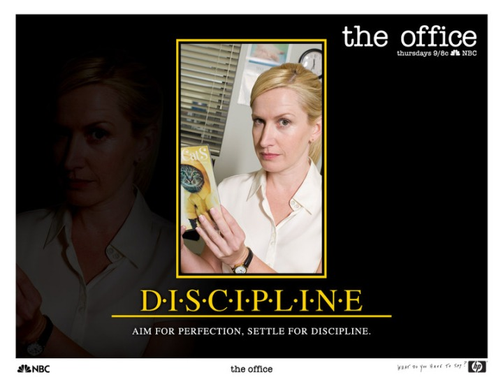 angela discipline