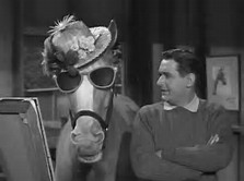 Wilbur and Mr. Ed