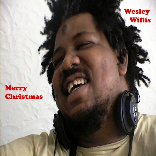 Wesley Willis, Astrosplained