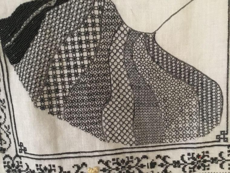 blackwork detail