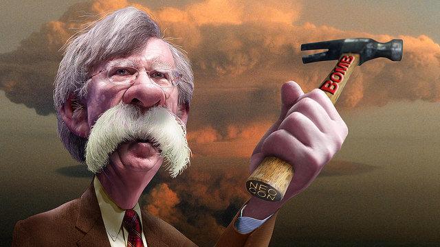 John Bolton, Astrosplained