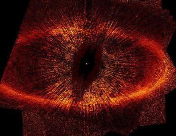 Fomalhaut eye