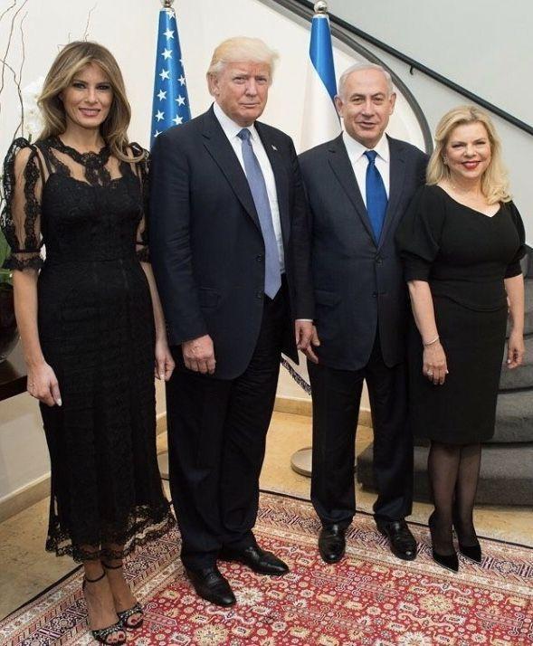 Benjamin and Sara Netanyahu,Astrosplained