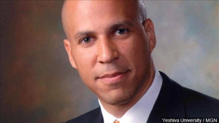 Corey Booker, Astrosplained