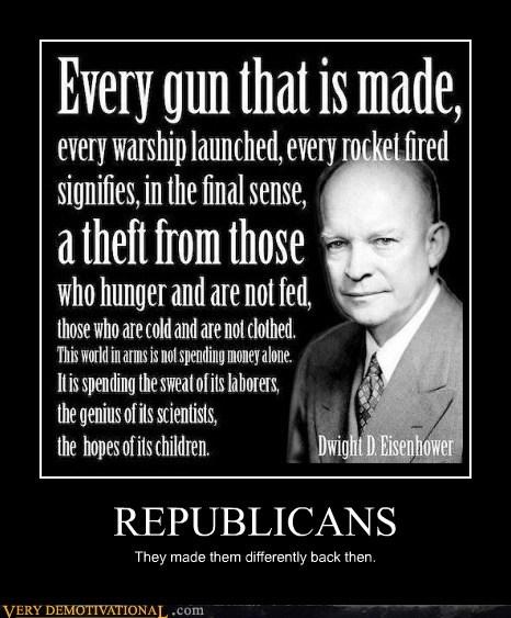 Ike militarism